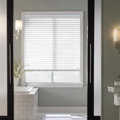 1000 ideas about faux wood blinds on pinterest wood blinds custom blinds and window blinds Home decorators faux wood blinds installation
