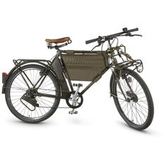 Military Surplus Swiss Army Bicycle
