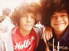 I miss these days when they weren't embarrassed to hang out