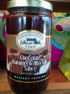 Yum!!! Who doesn't like Chocolate and Carmel and Sea salt!