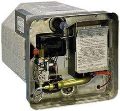 Suburban Hot Water Heater 6 Gallon Gas/Electric SW6DE 5058A