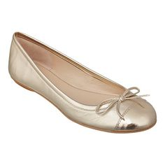 Nine West: Shoes  Flats & Ballerinas  Cacey - round toe flat with bow