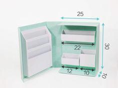 博客來-桌上文具收納盒-湖水藍 湖水藍