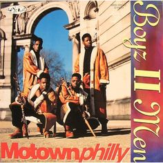 """Flashback to the 100 Top Songs of the 90s: Boyz II Men - """"Motownphilly"""""""