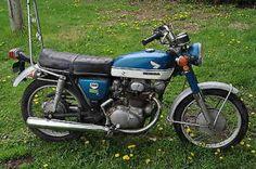 1970 HONDA CB350 SUPER SPORT CAFE RACER CB CL 350 450