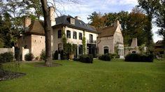 Klassiek Belgisch landhuis