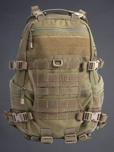 TAD Gear/FAST Pack EDC Option #1 (everyday carry) / Bug out Bag option #3