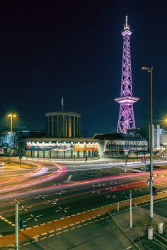 Funkturm,Berlin.