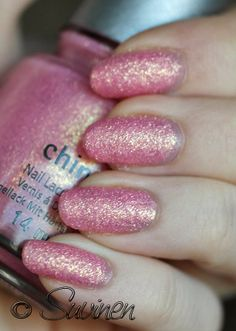 Mielenmaisemia - china glaze - wish on a starfish