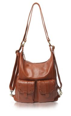 14d1eda53886 Epiphanie Caramel India camera bag-- I like that it converts to a bagpack  and