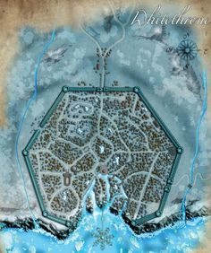 Fantasy City Map, Fantasy World Map, Rpg City, Environment Map, Imaginary Maps, Village Map, Rpg Map, Map Layout, Pathfinder Rpg