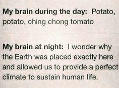 Potato, potato, ching chong tomato...