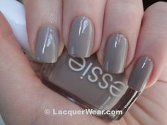 Essie - Master Plan  My new favorite nail color :) Wearing it right now:)