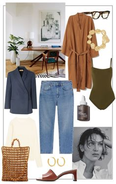 M – Page 2 – Street Style Inspiration Look Fashion, Fashion Outfits, Womens Fashion, Spring Summer Fashion, Spring Outfits, Long Week-end, Mode Ootd, Mode Inspiration, Sandro