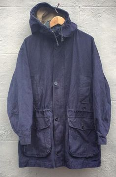 Barbour Endurance, Ventile
