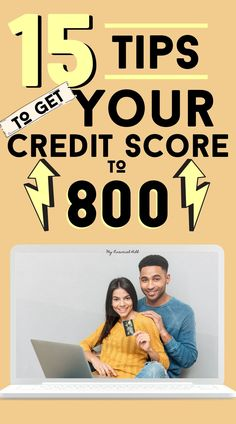 Are you looking for ways to increase your credit score? I will share credit score tips that can help bring your score to 800 or more. I was able to raise my credit score to 836 with simple tips you can easily do. If you're looking to improve, boost, or repair your credit score, check out these easy tips. #myfinancialhill #credit #creditrepair #creditscore #moneytips Budgeting Finances, Budgeting Tips, Ways To Build Credit, How To Fix Credit, Improve Your Credit Score, Financial Goals, Money Management, Scores, Personal Finance