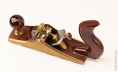 2004 BRIDGE CITY TOOL WORKS CT-12 40 DEGREE Bench Plane MINT in its Original Wooden Presentation Box