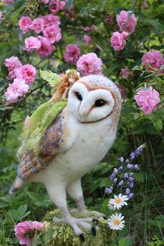 Róisín ~ The Rose Faerie by Lavender & Lark
