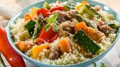 couscous marocain recettes rapide