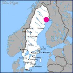 Cool Ostersund Sweden Map Tours Maps Pinterest Sweden Map - Sweden map ostersund