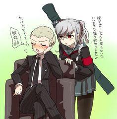 Kuzaru and peko