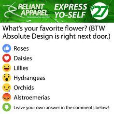 Express Yo-Self #27 Flowers Roses Daisies Lillies Hydrangeas Orchids Alstroemerias