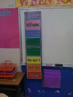 Miss Kindergarten: classroom management
