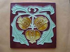 vintage art nouveau tiles - Bing Images