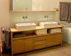 badezimmermöbel | von Allmen Innenausbau AG | Produkte: Möbel - Badezimmermöbel