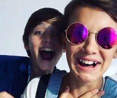 """Will and Eleven reacting to the """"Stranger Things"""" Season 2 announcement will make you LOL"""