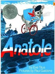 mice, food, anatol, picture books, book clubs