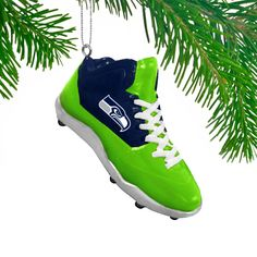 Seattle Seahawks Sled Ornament