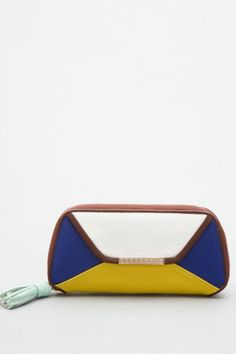 Bright, sophisticated clutches for a night out