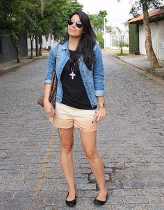look jaqueta jeans blog borboletas na carteira Como usar jaqueta jeans: dicas essenciais para looks bonitos