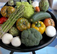 Aunque parezca mentira, las verduras, mejor fritas que cocidas