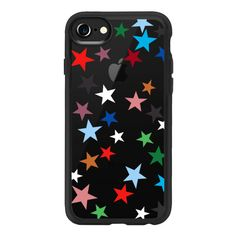 Stella Stars - iPhone 7 Case And Cover ($40) ❤ liked on Polyvore featuring accessories, tech accessories, phone cases, iphone case, clear iphone case, apple iphone case, iphone cases and iphone cover case