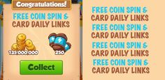 Coin Master Free Coin Daily Links - Daily Free Spin and Coins - Coin Master Free Coin Daily Links - Coin master game is very trending among all the group of generations. People are eagerly waiting for Coin master daily free spin and daily reward link. Daily Rewards, Free Rewards, Miss You Gifts, Coin Master Hack, App Hack, News Apps, Coin Collecting, New Tricks, Free Games