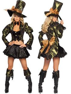 Like, especially the pattern, but where is the shirt? || Mad Hatter Halloween Costume :)