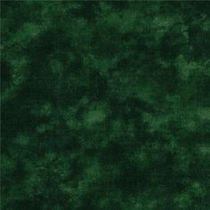 Moda Marbles (9867) Hunter Green from @fabricdotcom  Designed for Moda Fabrics, this classic blender cotton print features a marbled texture in shades of dark green.