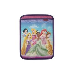Disney Princesses 10 iPad Sleeves $48.95