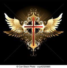 Bildresultat för tattoo cross