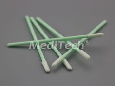 ESD safe Foam Cleaning Swabs with Semi-Flexible Tip We manufacture lint free foam swabs, cleanroom foam swabs in a variety of head sizes, tip material, handle lengths. Polyurethane Foam, Flexibility, Hair Accessories, Handle, Cleaning, Tips, Free, Back Walkover, Hair Accessory