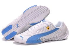 huge discount c6a60 c77aa Buy Different Style Puma Drift Cat II Shoes 696 White Deep Blue from  Reliable Different Style Puma Drift Cat II Shoes 696 White Deep Blue  suppliers.