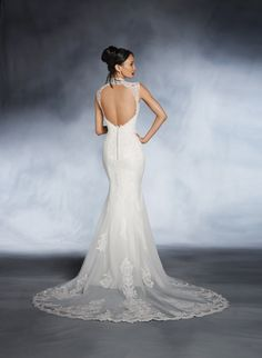 Mulan inspired wedding dress. Click on the image to see our full gallery of Disney inspired wedding dresses.