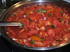 Canning Granny: Canning Homemade Rotel                                                                                                                                                      More