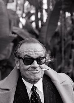 Jack Nicholson....one of the greats