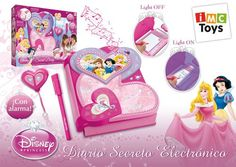 IMC Toys Disney Princess Electronic Secert Diary she wants the version Ariel... ...