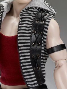 #detail shot of Dark Soul of our Sinister Circus Collection - #2013 #FallRelease #dollchat ^kv