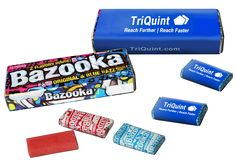 Image result for custom chewing gum