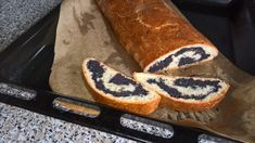 Kváskový makový závin (fotorecept) - obrázok 10 Sweet Desserts, Hot Dog Buns, Ale, Bread, Ethnic Recipes, Food, Hampers, Meal, Brot